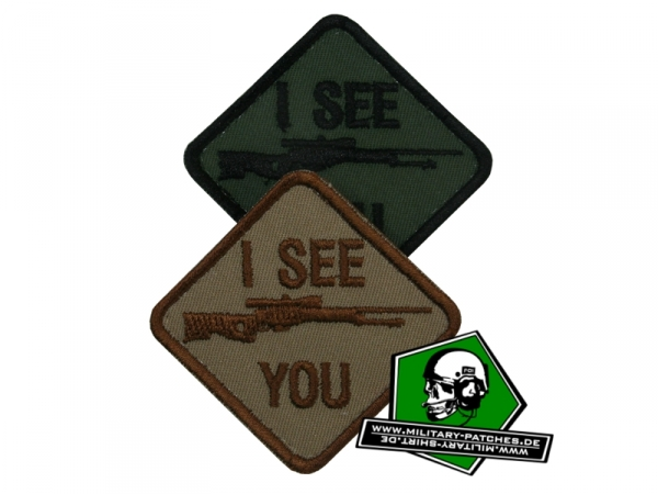 "Patch ""see You"""