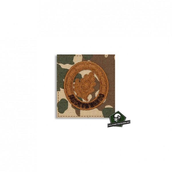 Sonderabzeichen JAGDKOMMANDO 3farb/tarn mit Klett