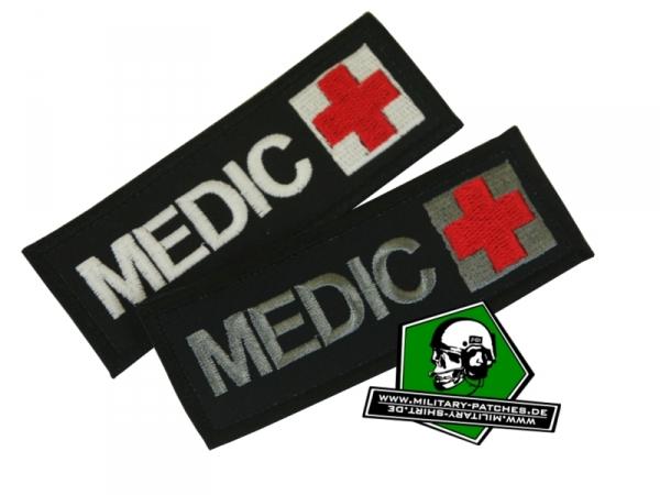 Patch MEDIC (Kennzeichnung)