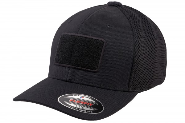 TACTICAL FLEXFIT Mesh Cap, black