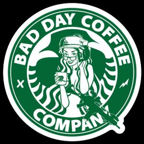 "Sticker ""COFFEE GIRL"""