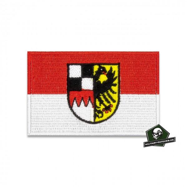 Patch Flagge Regierungsbezirk MITTELFRANKEN