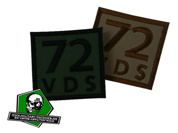 Patch 72 VDS (72 Virgin Dating Service)