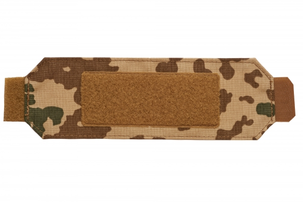 MP MUG-Patch-Panel 3farb Flecktarn