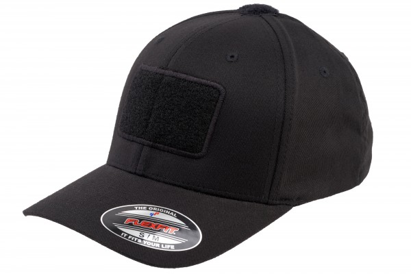 TACTICAL FLEXFIT TacCap, schwarz