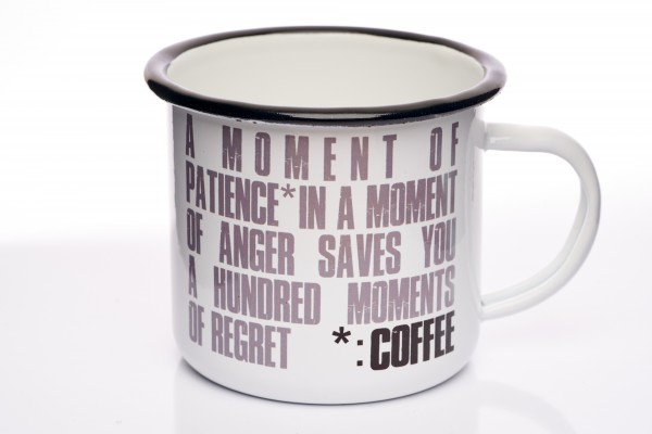Tasse EMAILLE A MOMENT 300ml