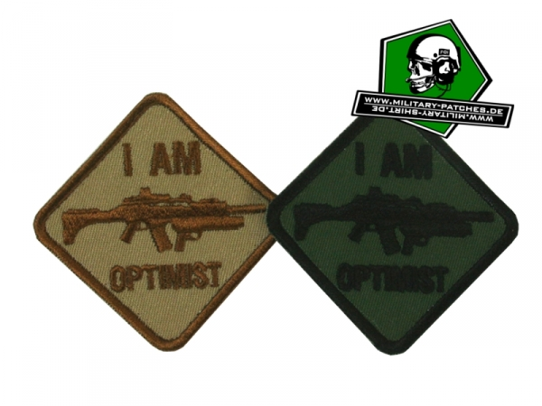 Patch Optimist G36