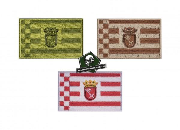 Patch Flagge BREMEN