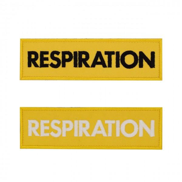 Markierung Medicpack 140 x 40mm - RESPIRATION