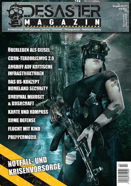 DESASTER Magazin Ausgabe 02/2017