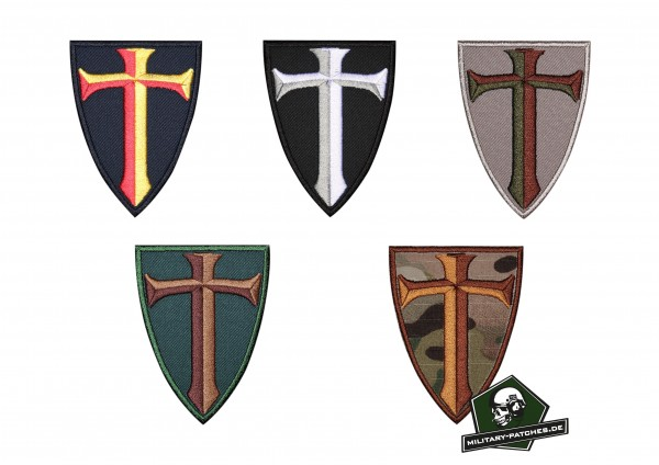 Patch TEMPLAR Crusader Shield