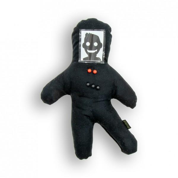 TVWG VOODOO-Puppe, schwarz