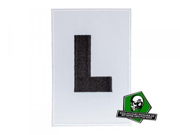 "Armpatch ""L"" (Leitender / Leitungsgehilfen)"
