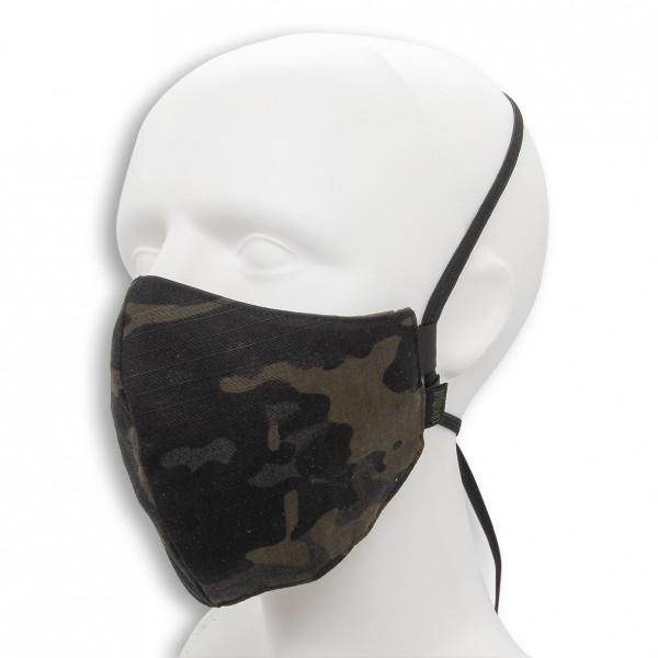 Behelfsmaske MASKDANS, Multicam® Black