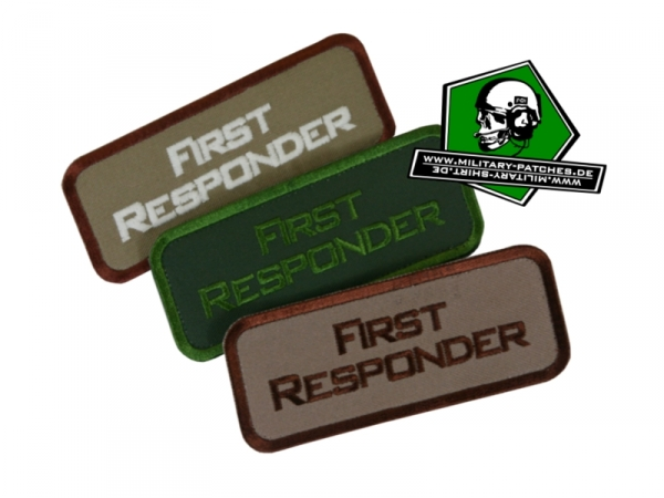 Patch First Responder