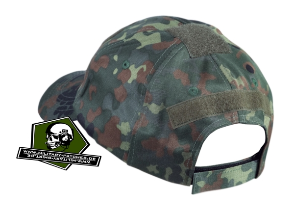 Tactical Cap BW