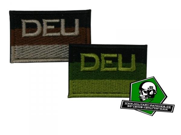Flagge klein DEU