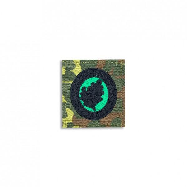 Sonderabzeichen EINZELKÄMPFER 5farb/grün-schwarz