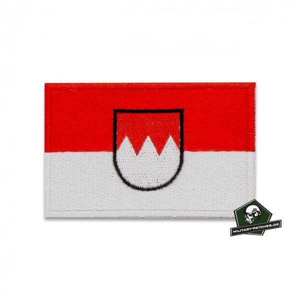 Patch Flagge FRANKEN