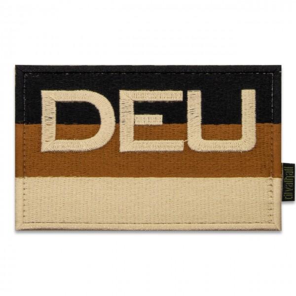 TVWG Flagge DEU 130 x 85mm, desert