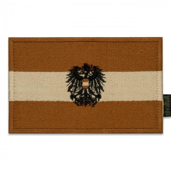 TVWG Flagge AUT 130 x 85mm, desert