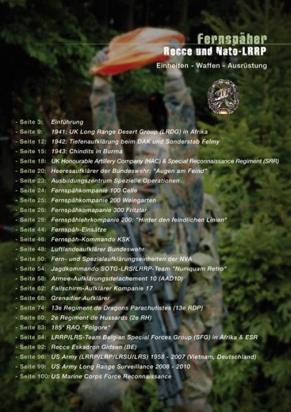 K-ISOM Spezial Nr.2, Fernspäher, Recce und NATO-LRRP