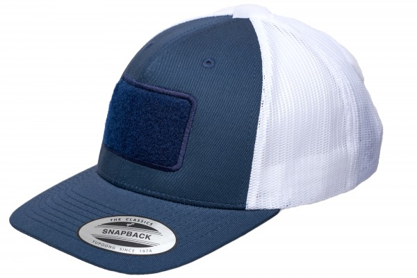 TACTICAL FLEXFIT Trucker Cap, navy-white