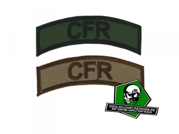 Tab CFR (Combat First Responder)