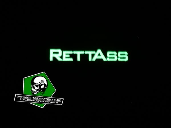 Patch Rettungssanitäter (RettAss)