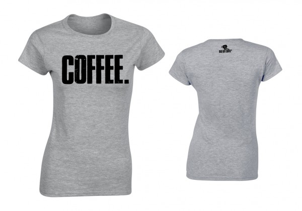 "SHIRT ""COFFEE"" (Ladies)"