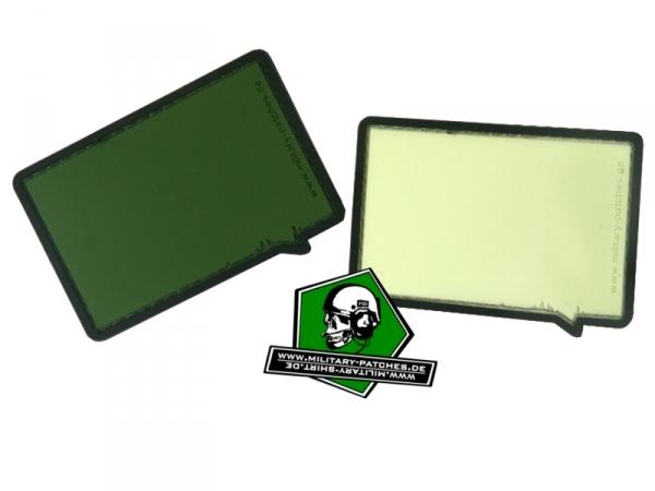 Patch MP Speechbubble (PVC-Rubber-Patch)