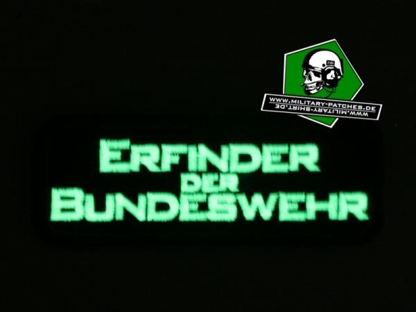 Patch Erfinder der Bundeswehr