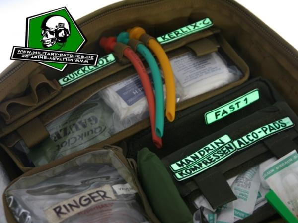 Markierung Medicpack 67 x 20mm (PVC-Rubber)