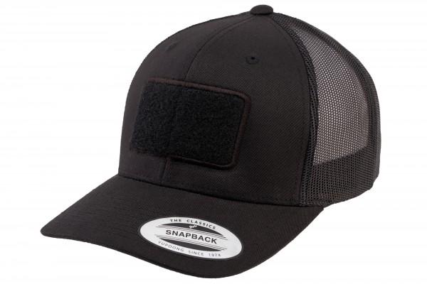 TACTICAL FLEXFIT Trucker Cap, schwarz