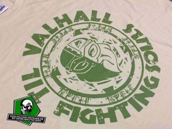 T-Shirt TIL VALHALL