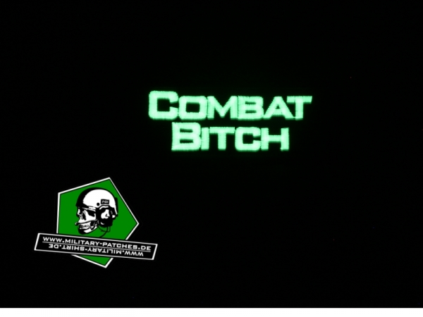 Patch Combat Bitch