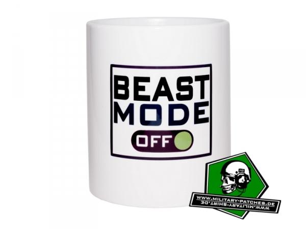 """Tasse """"Beast-OFF"""""""
