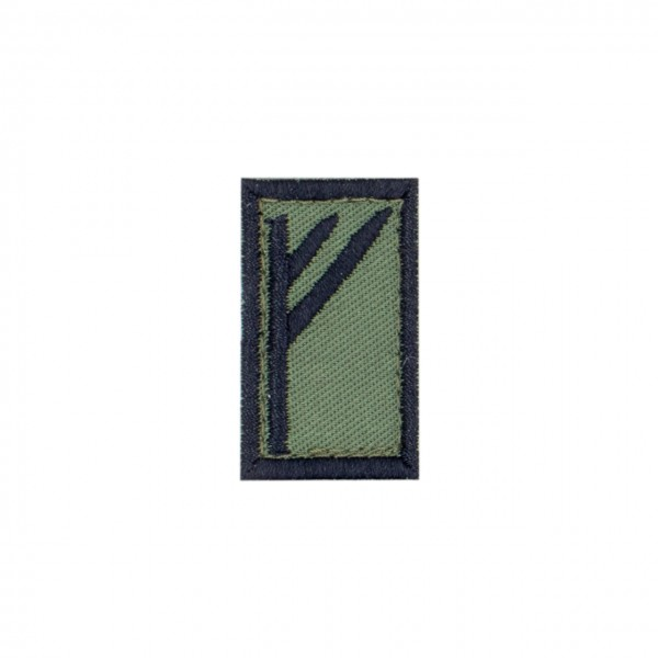 "Patch ""FEHU"", oliv"