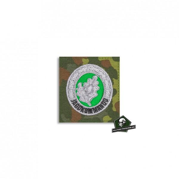 Sonderabzeichen JAGDKOMMANDO 5farb mit Klett