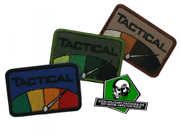"Patch Barometer ""TACTICAL"""