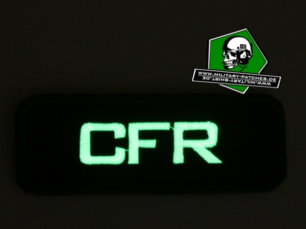 Patch CFR (Combat First Responder)
