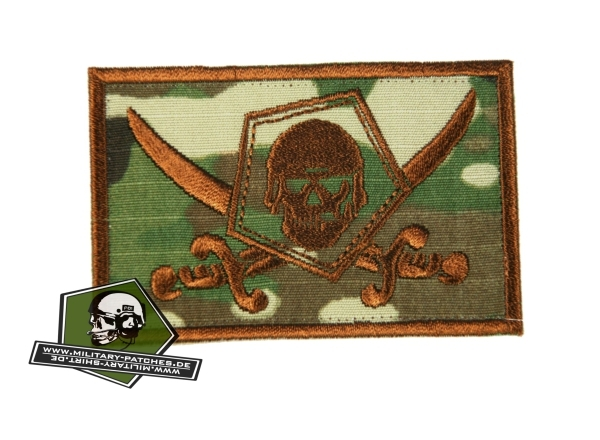 Patch MP Calico-Flag (Tarnversion)