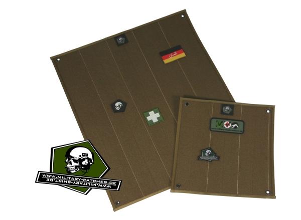 military-patches Klettpanel, klein (31x33.5cm)