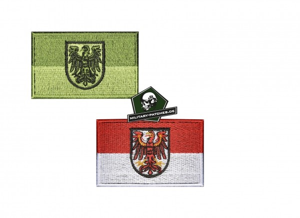 Patch Flagge BRANDENBURG