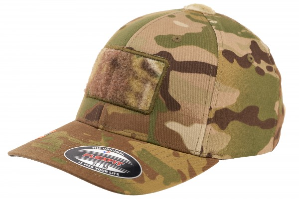TACTICAL FLEXFIT TacCap, multicam