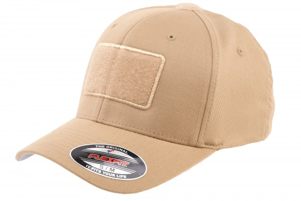 TACTICAL FLEXFIT TacCap, sand