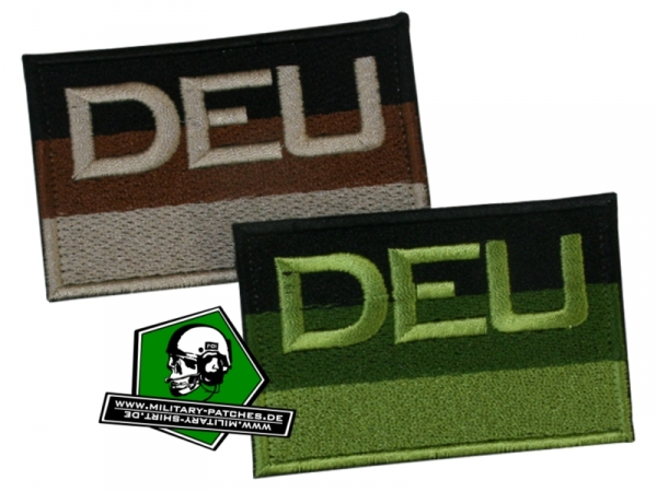 Flagge DEU