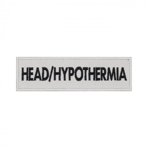 Markierung Medicpack 140 x 40mm - HEAD/HYPOTHERMIA