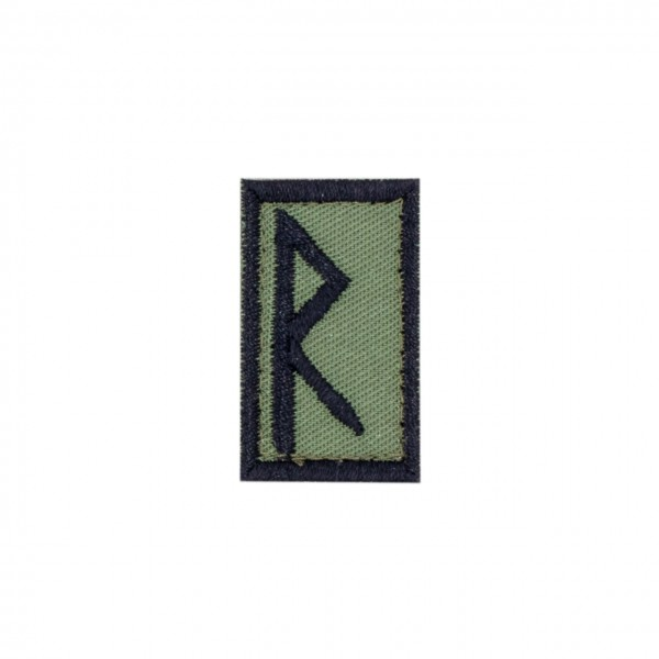 "Patch ""RAIDO"", oliv"
