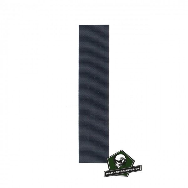 Einfassband Polyester schwarz 19mm breit Meterware